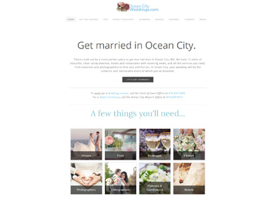 OceanCityWeddings.com